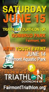Fairmont Triathlon - 06/15/19
